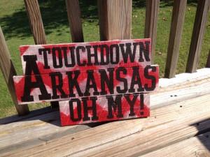 Paul Eells Arkansas Razorback Quote on by PreciousPaisleys on Etsy, $ ...