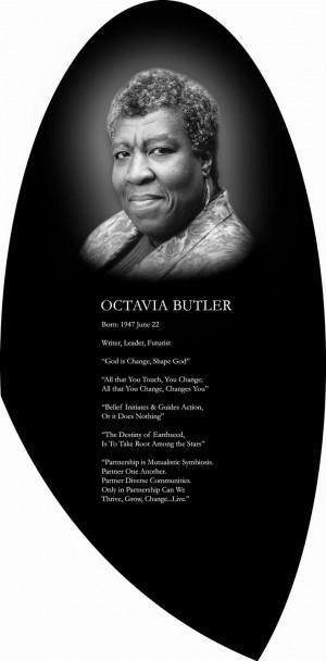 Sci-fi author Ocatvia Butler is one of Monae's influences. Butler ...