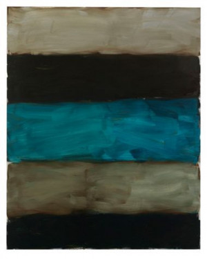 Sean Scully On Why Abstraction Still Matters quot Landline quot opens