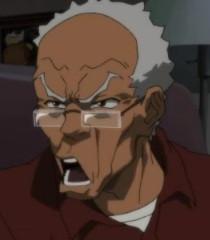 Robert Jebediah 'Granddad' Freeman