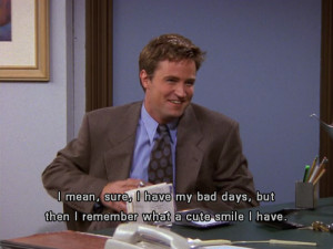 friends chandler bing quotes