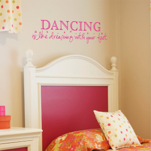 Dance Quotes For Girls Does your little girl love to
