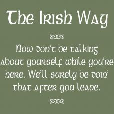 Irish Blessings, Sayings & Quotes