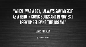 Elvis Presley Inspirational Quotes