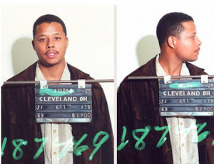 In 2000, Terrence Howard was arrested and spent the night in jail ...