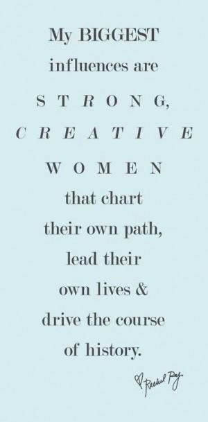 The Women, Quotes, Girls Power, Rachel Ray, Strong Women, Rachel Roy ...