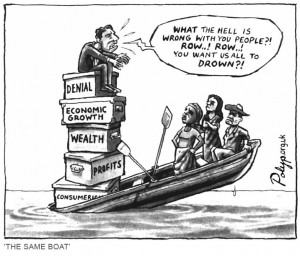 Cartoons about Consumerism