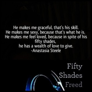 Anastasia Steele Quotes