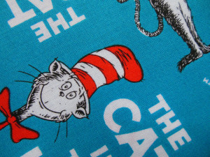 ... in the HAT ..... Dr. Seuss ... Red, White & Blue ... Robert Kaufman