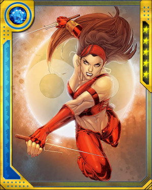 red death elektra+ information rarity super special rare power ...