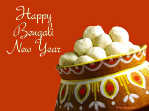 Happy Bengali new year wishes,sms,messages,greetings for whatsapp ...