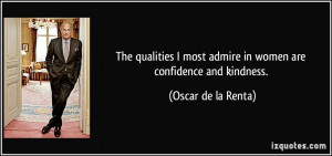 More Oscar de la Renta Quotes