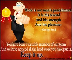 recognition quotes employee appreciation quotes good employees quote