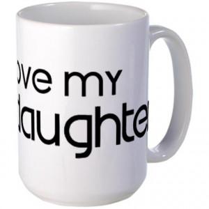 Love My Goddaughter Coffee Mugs | I Love My Goddaughter Travel Mugs ...