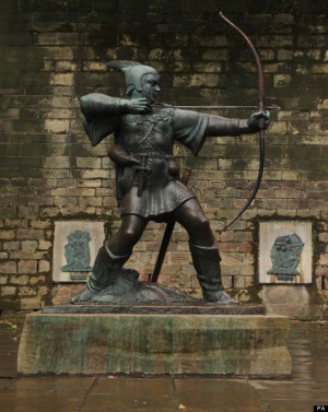 Robin Hood Was 'Freedom Fighter Attacking The French' Claims Historian