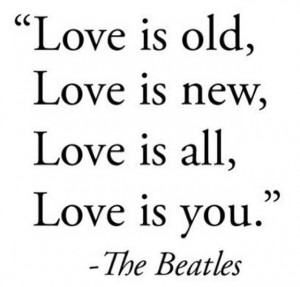 The Beatles Quote