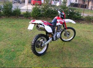 Uploaded for: Petr Navr?til 1999 Yamaha TT600R - ID: 55628