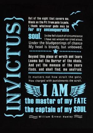nelson mandela invicutus | Eclectic Tote Invictus Tribute to Nelson ...