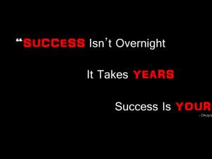 Future Success Quote