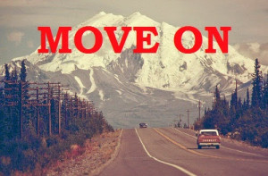 move on two word phrases
