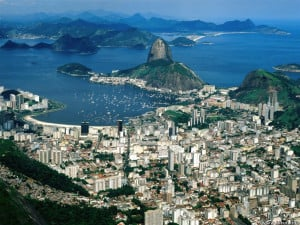 Check out these cool pictures of Rio De Janeiro at night. Stunning ...