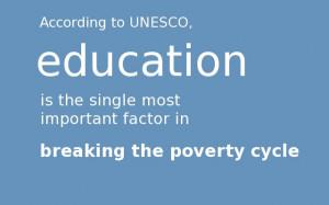 UNESCO quote