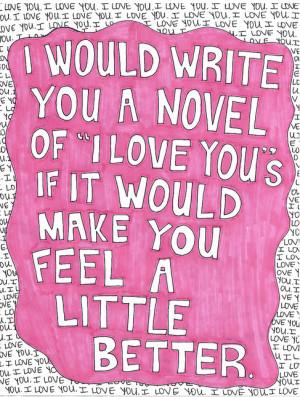 ... you a novel of
