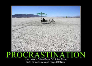 Procrastination Quotes Funny