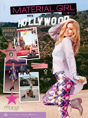 Georgia May Jagger goes on a Hollywood adventure for Madonna and Lola ...