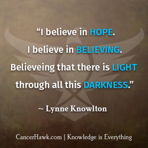 Inspirational Quotes For Cancer Patients | CancerHawk
