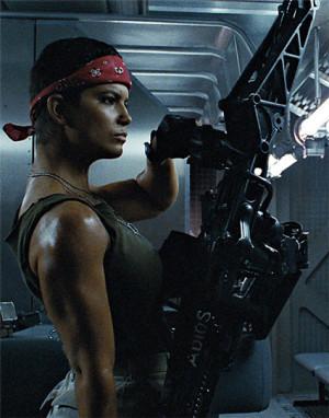 Aliens - Vasquez - Jenette Goldstein