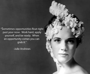 Julie Andrews Quotes (Images)