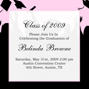 goal and your graduation invitations and graduation announcements ...