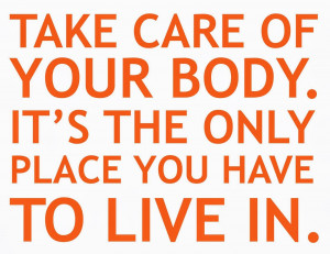 Mind Body Pilates Inspiring Fitness Quotes Sayings Take Care