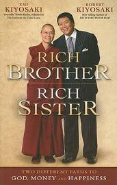 Rich brother rich sister robert kiyosaki