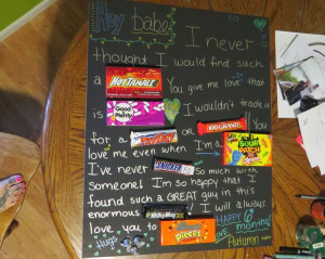 ... Candy Cards Boards, Candy Boards For Boyfriends, Diy, Candy