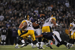 Pittsburgh Steelers Anti Baltimore Ravens Tshirt