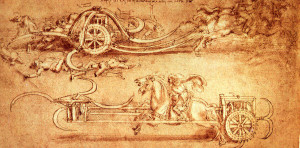 Re: Leonardo da Vinci Paintings, Drawings, Quotes And Inventions