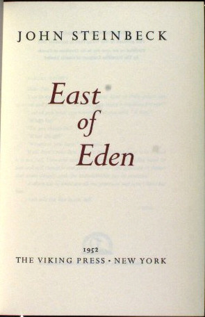 an analysis of catherine ames in east of eden by john steinbeck East of eden: essay q&a, free study guides and book notes including comprehensive chapter analysis, complete summary analysis, author biography information, character profiles, theme analysis, metaphor analysis, and top ten quotes on classic literature.
