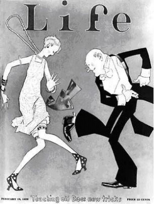 The '20s actually were just like this.