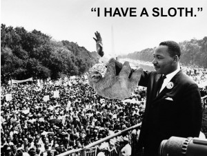 Martin Luther King Jr's Lost Quote