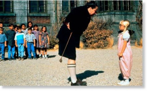 ... played Miss Trunchbull in the film adaptation of Roald Dahl's Matilda
