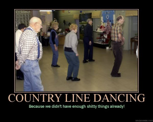 Country Line Dancing Image