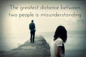 The greatest distance between two people
