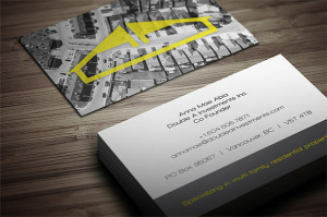 15 Cool Real Estate Agent Business Cards 4