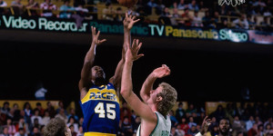 ... Bird told Chuck Person that he had a Christmas present waiting for him