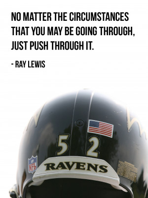 Ray Lewis Football Quotes Motivational