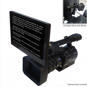 Teleprompter On Camera