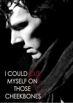 Sherlock Funny   Sherlock - funny quote   Lovin' me some BBC :)
