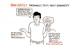 Psychology professor Dan Ariely believes we can be honest and ...